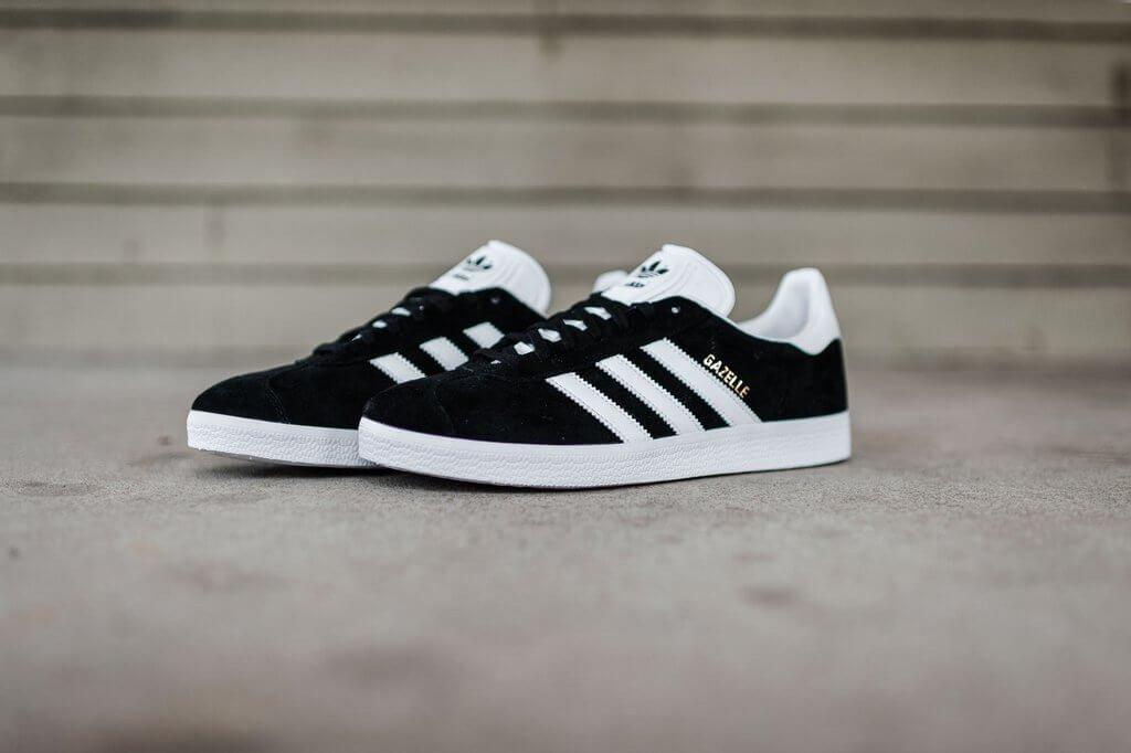 4ba914c86 Adidas Gazelle Black кроссовки. Стильные кроссовки. Интернет магазин  кроссовок. Спортивная обувь