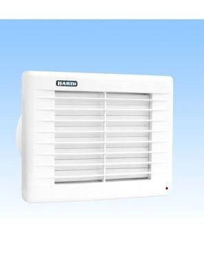 Вентилятор HARDI 150 (автоматические жалюзи), фото 2