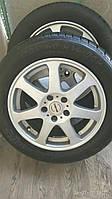 Литые Диски Ford R16 5x105 с шинами