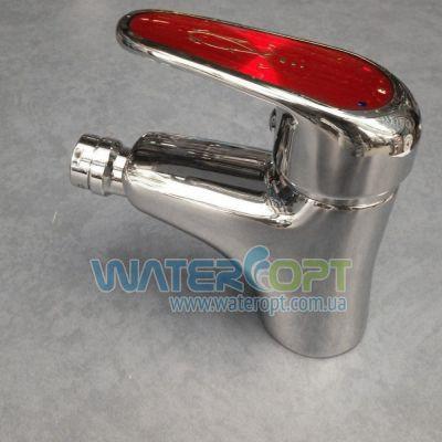 Гигиенический смеситель CRON Magic 002 Red, фото 1