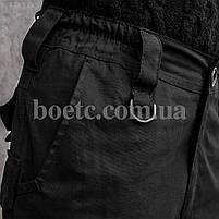 Брюки тактические (ANTITERROR) Black, фото 3