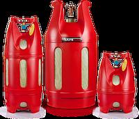 Баллон полимерно-композитный Safegas 12л.