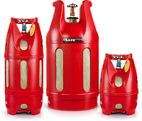 Баллон полимерно-композитный Safegas 24л.
