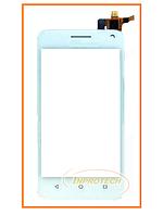 Сенсор (тачскрин) Huawei Ascend Y3C, Y336, Y360 White Original