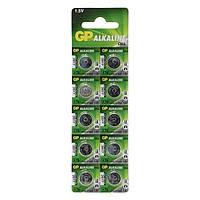 Батарейки GP Alkaline A76 LR44 G13 1.5V