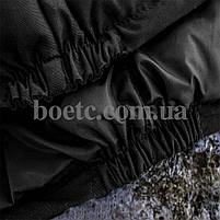 Жилетка утеплённая с капюшоном (ANTITERROR) Black, фото 6