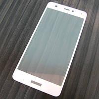 3D стекло для Huawei Nova на весь экран White