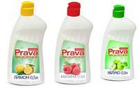 Гель для мытья посуды PRAVA (0,5 л)
