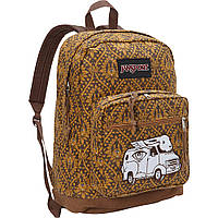 JanSport Right Pack Street Multi Jeremy Fish, фото 1