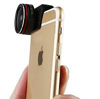 Линза для iPhone 6/6s и 6/6s Plus Baseus Mini PRO 3в1