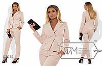 Модный женский костюм большого размера у- t151591