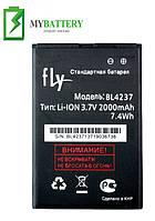 Оригинальный аккумулятор АКБ батарея Fly BL4237 для IQ430, IQ245, IQ246 2000 mAh