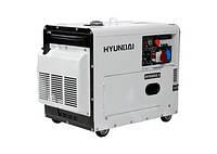 Генератор дизельный DHY 8000SE-3