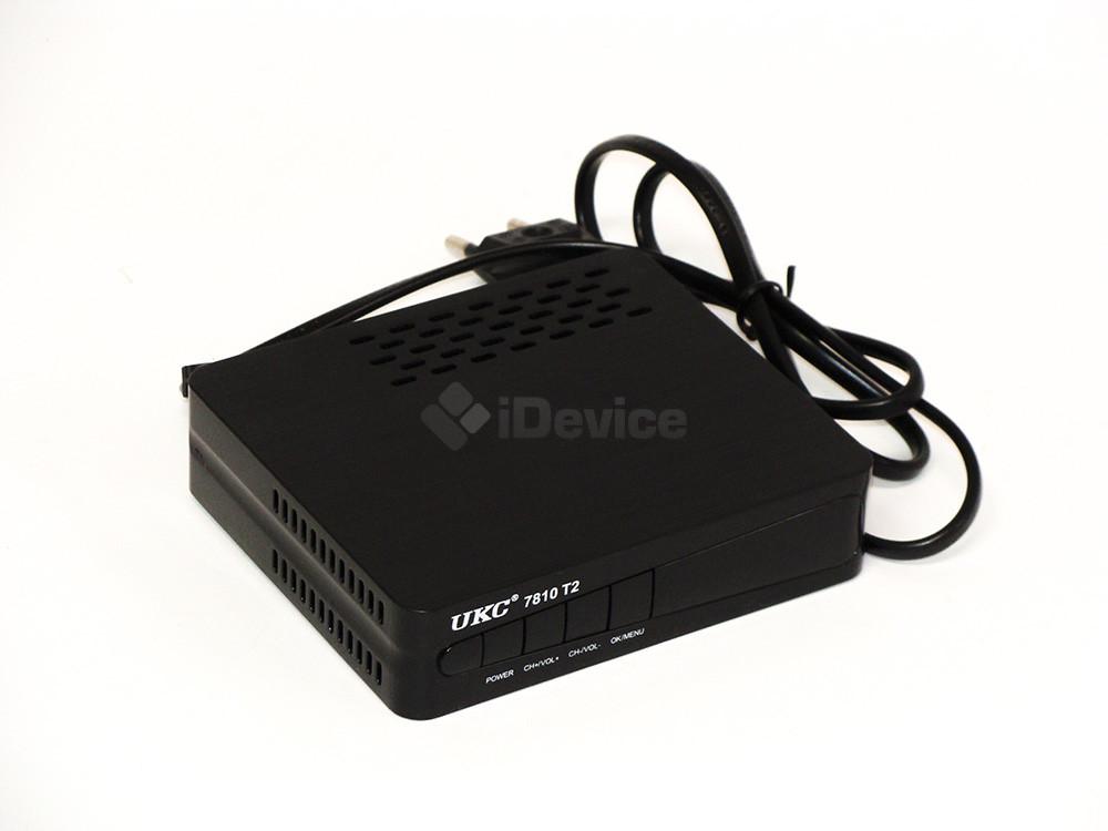 Тюнер UKC 7810 Т2 Wi-Fi, USB