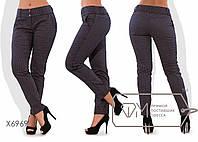 Стильные женские брюки большого размера у-t151599