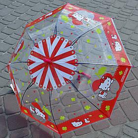 Зонтик Hello Kitty