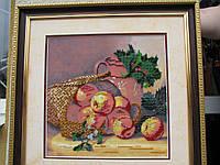 """Картина """"Натюрморт с яблоками"""""""