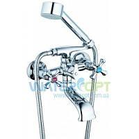 Смеситель для ванной Zerix DAK-A827