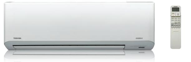 Сплит-система настенного типа Toshiba RAS-10N3KVR-E/RAS-10N3AVR-E