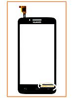 Сенсор (тачскрин) Huawei Y511-U30 DualSim Black Original