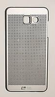 Чехол на Самсунг Galaxy A5 (2016) A510F Soft Touch Loopee мягкий Пластик Серебро, фото 1