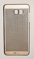Чехол на Самсунг Galaxy A5 (2016) A510F Soft Touch Loopee мягкий Пластик Золото, фото 1