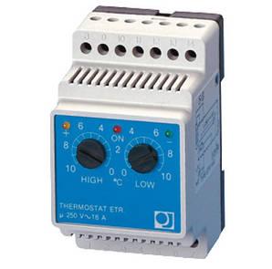 Терморегулятор для систем антиобледенения крыш, ETR/F-1447A - OJ Electronics (Дания), гарантия 3 года.