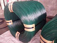 Проволока в полимерном покрытии (ПВХ) ГОСТ 3282-74 - 1,2/2 мм
