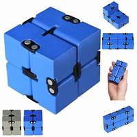 Бесконечный кубик Антистресс Infinity Cube Fidget Toy