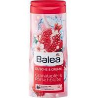 Крем гель для душу Balea Dusche & Creme Granatapfel & Pfirsichblute 300ml (4010355299468)
