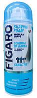MILMIL Figaro Shaving Foam,Пена для бритья для чувствительной кожи SENSITIVE ( 400 мл.) Италия