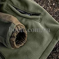 Толстовка флисовая с капюшоном (ANTITERROR) Coyote, фото 8