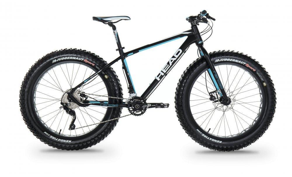 "Велосипед горный FATBIKE HEAD RANDALL II R.20,5 27-S. 26"""