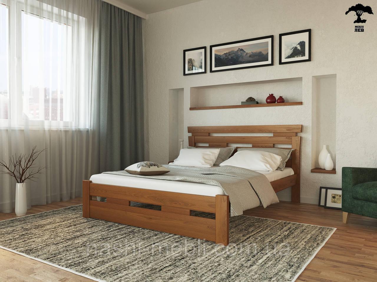 Двоспальне ліжко Зевс Л
