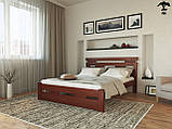 Двоспальне ліжко Зевс Л, фото 3
