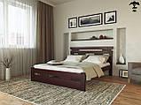 Двоспальне ліжко Зевс Л, фото 4