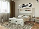 Двоспальне ліжко Зевс Л, фото 5