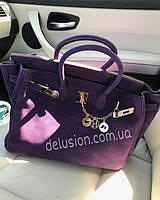 Фото сумки от нашей клиентки! Ссылка на товар https://delusion.com.ua/p571146560-sumka-brendovaya-zamsh.html