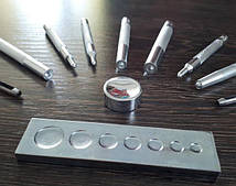 Ручной инструмент для установки фурнитуры