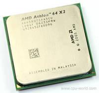 """Процессор AMD Athlon 64 X2 3800+ Windsor Б\У """"Over-Stock"""""""