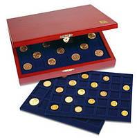 Деревянная кассета для монет (с наполнением) SAFE Elegance