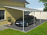 Автонавес Feria 4×4.25 White Lean-To Carport