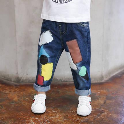 Детские джинсы фигуры, фото 2