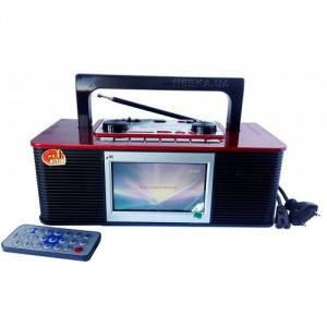 Радиоприемник колонка PuXing PX-48MP5, фото 2