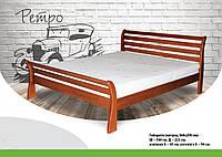Двоспальне ліжко Ретро Л, фото 1