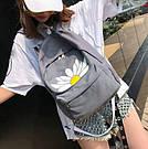 Рюкзак для девочки с ромашкой., фото 7
