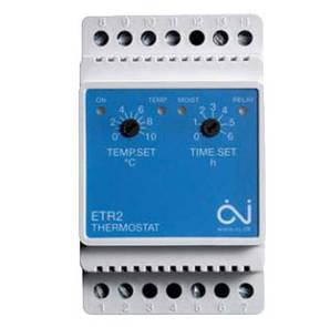 Терморегулятор для систем снеготаяния дорог, ступеней  ETR2-1550 - OJ Electronics (Дания), гарантия 3 года.