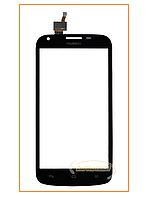 Сенсор (тачскрин) Huawei Ascend Y600-U20 Hero 3 (LCGA050913) Black Original