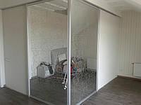 Широкие двери купе для гардеробной, фото 1