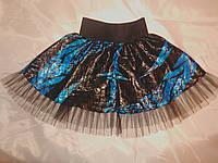 Летняя юбка на 6 - 7 лет